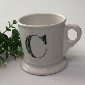 Anthropologie C Mug